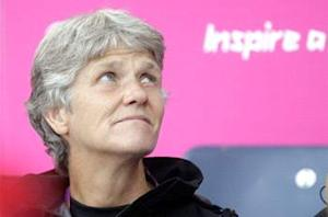 Sundhage leaves the U.S. with gold medals in tow