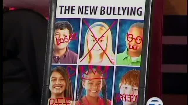 New book on new bullying