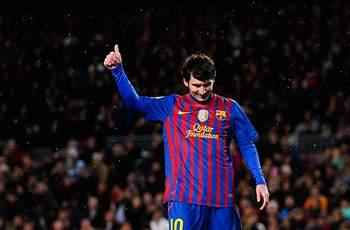 Messi: Barcelona cannot afford to relax