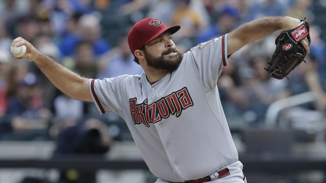 Collmenter, D-backs end 3-game skid, beat Mets