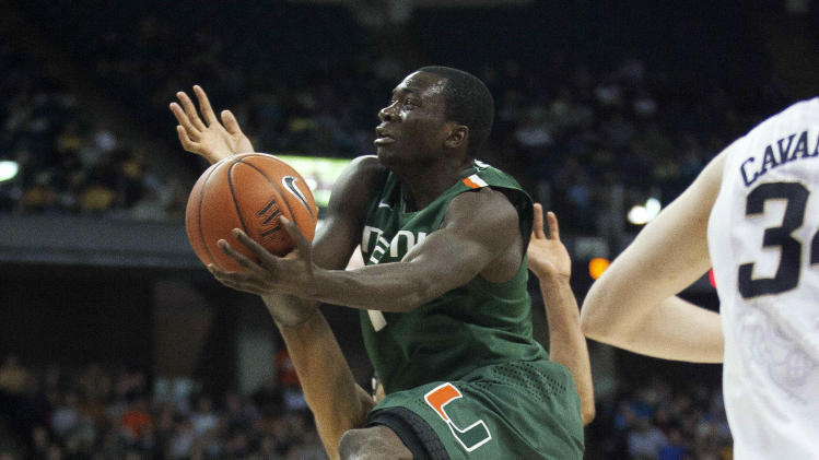 NCAA Basketball: Miami-Florida at Wake Forest