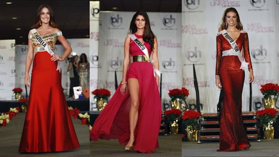Style Police: Miss Universo 2012