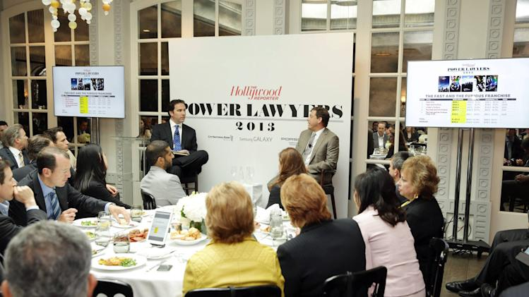 A general view of atmosphere at the 7th Annual Top 100 Power Lawyers Breakfast on Wednesday, May 22, 2013, in Beverly Hills, Calif. (Photo by Eric Charbonneau/Invision for The Hollywood Reporter/AP Images)