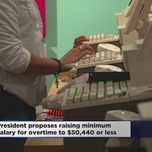 Obama Proposing More Overtime Pay For Some Workers