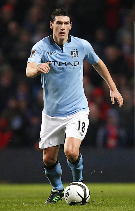 Soccer - Gareth Barry File Photo