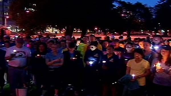 Hundreds turn out in Oakland to run for Boston victims