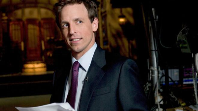 Seth Meyers: Just the same old thing for late night?