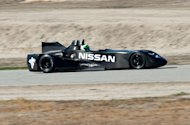 Nissan DeltaWing  Here's a glimpse at the future of racing. The Nissan DeltaWing is part road racer, part salt-flat runner, and looks like a modern interpretation of the Keaton-era Batmobile. Not only is it lighter and more aerodynamic than the rest of the endurance racing field, it uses half the fuel, making it more environmentally friendly. And against all odds, it's coming to the only race that matters: the 24 Hours of LeMans. The DeltaWing is a joint project between former Lola design chief Ben Bowlby and Chip Ganassi Racing, and pitched as the future of IndyCar. IndyCar passed on the design, calling the DeltaWing too radical, and instead fell back on the latest interpretation of the Dallara chassis the series has been using for years.  Worldwide - March 2012  Credit: (Mandatory): WENN.com