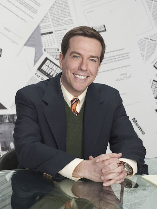 Ed Helms as Andy Bernard in &quot;The Office.&quot; 