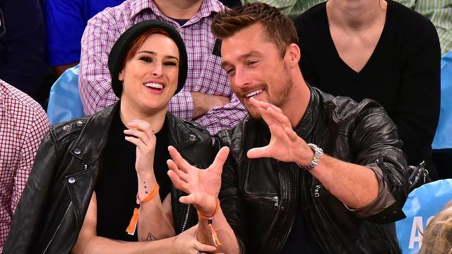 Rumer Willis Not Dating Chris Soules Despite Fun Night Out in NYC -- See the Playful Pics!