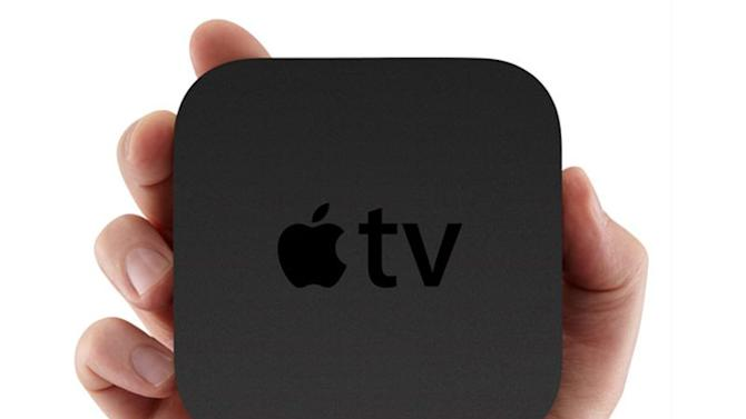The next Apple TV remote may have Wii-like motion controls