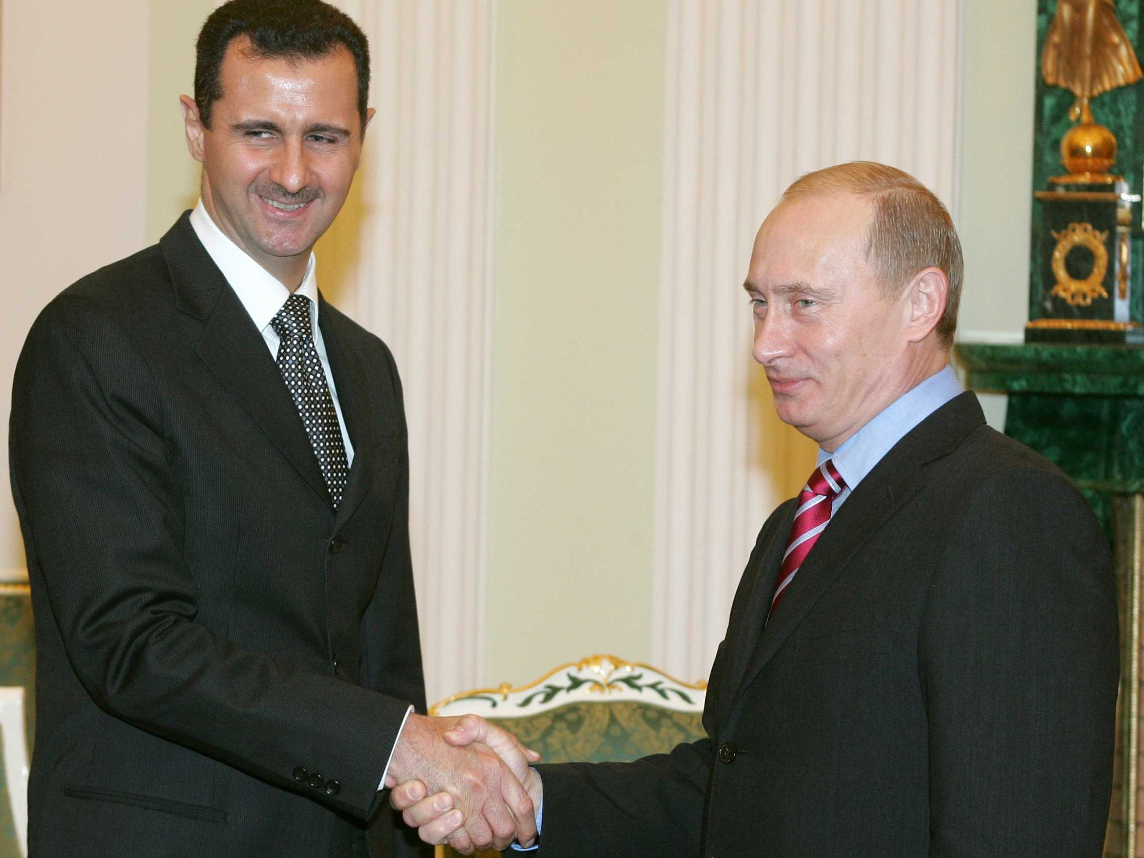 Putin is upping the ante in Syria