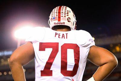 2015 NFL mock draft: Andrus Peat to Kansas City Chiefs at No. 18