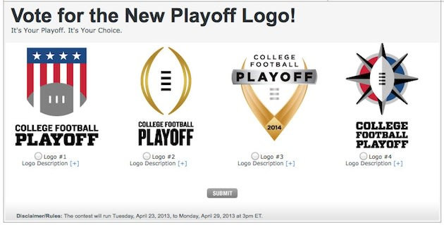 Permanent Press: Thoughts on the College Football Playoff Logos