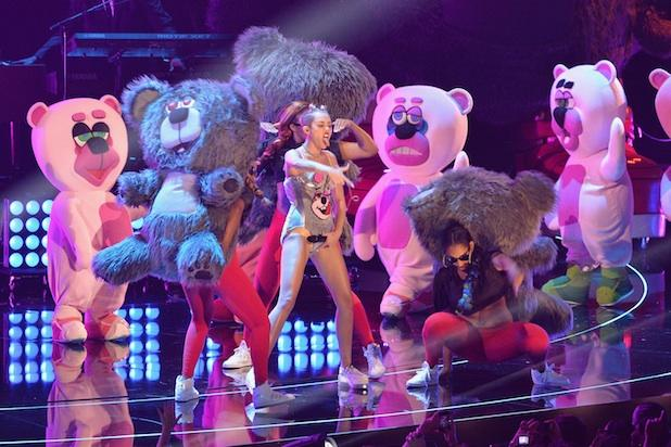 Miley Cyrus' Dancer Felt 'Less Than Human' During VMAs Performance