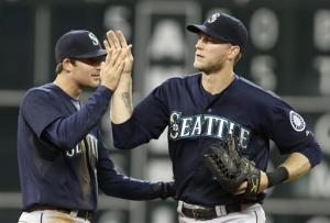 Mariners overcome 1-hitter for 4-2 win over Astros