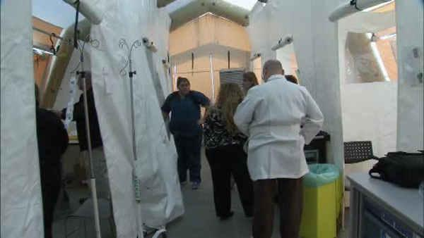Flu restrictions lifted at Allentown hospital