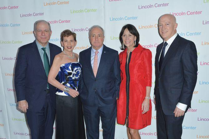 Michael Bloomberg Shares Spotlight at Lorne Michaels' Lincoln Center Tribune
