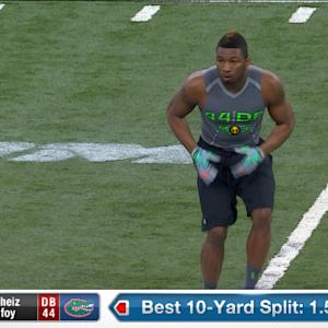 2014 Combine workout: Loucheiz Purifoy