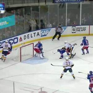 Cam Talbot Save on Mike Ribeiro (11:46/2nd)