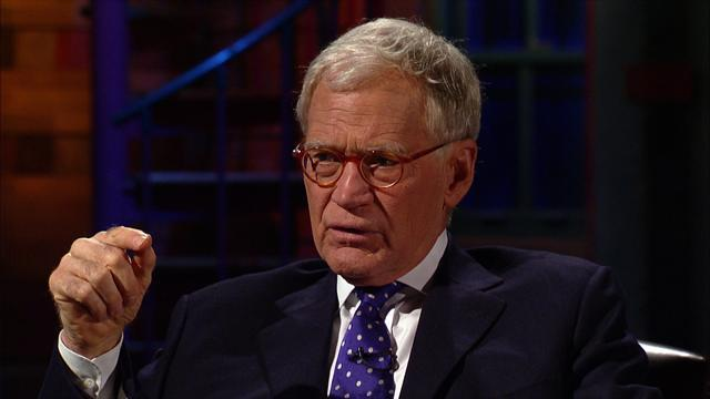 Preview: Charlie Rose and David Letterman talk Carson, Kimmel