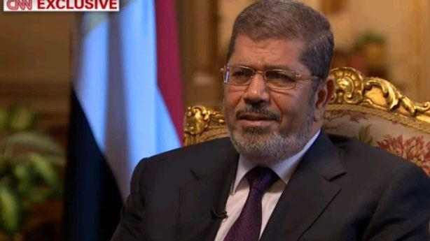 Egypt's Morsi Says Assad Should Be Tried for War Crimes
