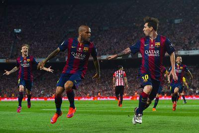 Lionel Messi's impossible Copa del Rey goal, as called by 16 different countries