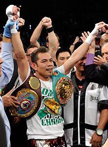 Top Rank wins round in Donaire case