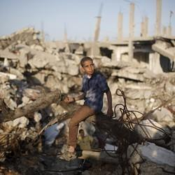 Palestinians Join War Crimes Court