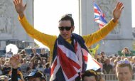 Bradley Wiggins Knighted In New Year Honours