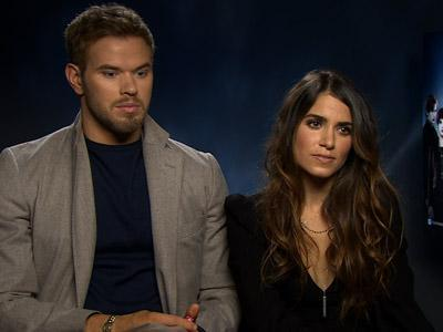 Lutz and Reed bid farewell to 'Twilight'