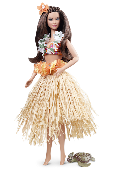 Hawaii Barbie (2012)