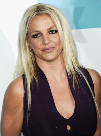 "FILE - In this May 14, 2012 file photo, new ""X Factor"" judge Britney Spears attends the FOX network upfront presentation party at Wollman Rink, in New York. A judge on Thursday Nov. 1, 2012 dismissed libel, breach of contract and battery claims filed by Spears' former confidante Sam Lutfi against the singer's parents and her conservators. (AP Photo/Evan Agostini, File)"