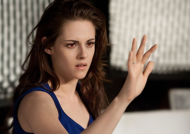 Kristen Stewart in 'The Twilight Saga: Breaking Dawn - Part 2'