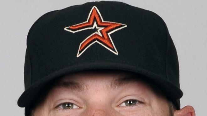 Bud Norris Baseball Headshot Photo