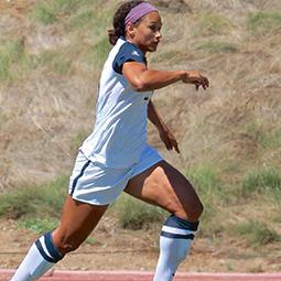 WCC Women's Soccer Player of the Week: September 1st