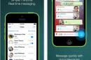 """WhatsApp Messenger"" iPhone app"
