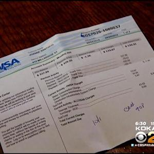 City Water Bills Skyrocket For Some Due To Technology Glitch
