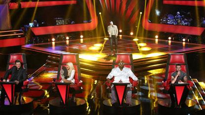 'The Voice' S3, Week 4: Inside Look