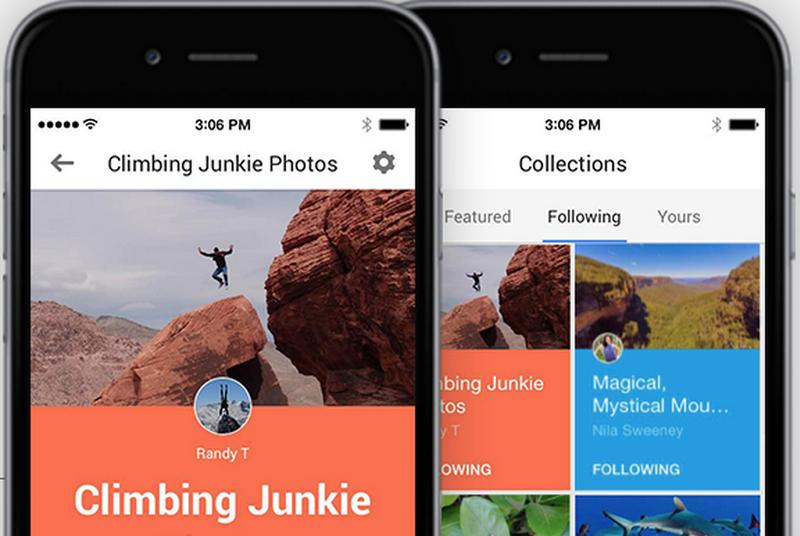 Google+ Collections is now on iOS
