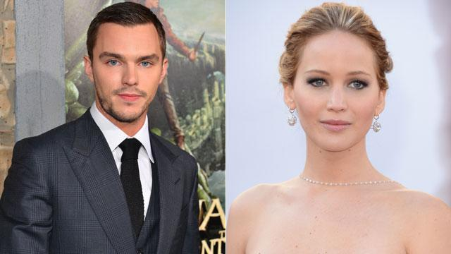 Rekindled Romance? JLaw Seen Out With Ex