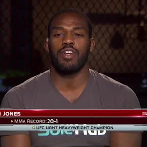 UFC 182: Jones and Cormier FOX Interview