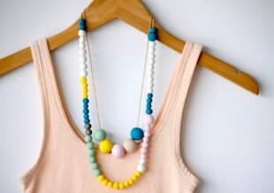 Necklaces you can make yourself!