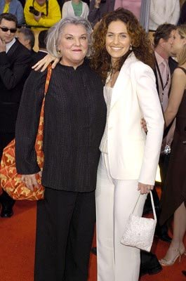 Tyne Daly and Amy Brenneman Screen Actors Guild Awards 2/22/2004