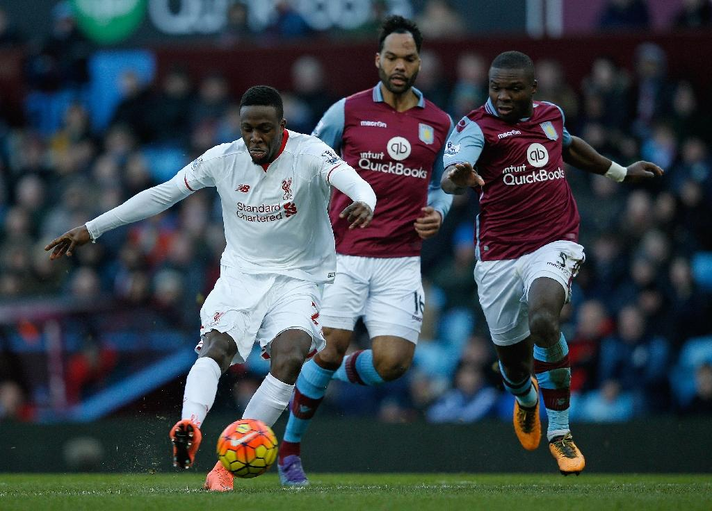Sturridge leads Liverpool in rout of Villa