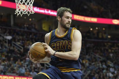 Kevin Love expects to be back with Cavaliers next season
