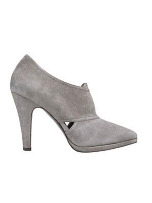 Heeled Booties - Pointy Toe