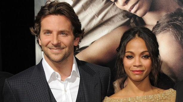 It's Over for Bradley Cooper and Zoe Saldana