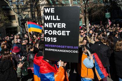 Vox Sentences: 100 years since the Armenian genocide began