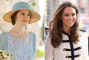 Lady Mary and Princess Kate